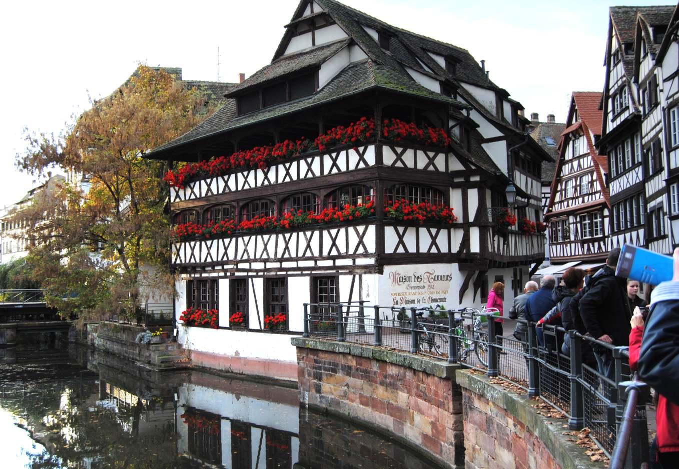 Voyage en Alsace (octobre 2014)