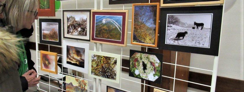 exposition de photos de Colette (26 novembre 2017)