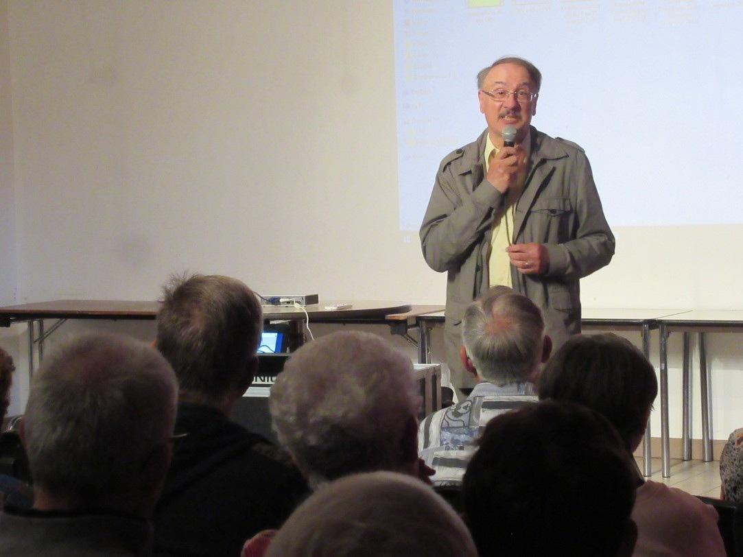 Jean-François présente la séance (29 avril 2018)