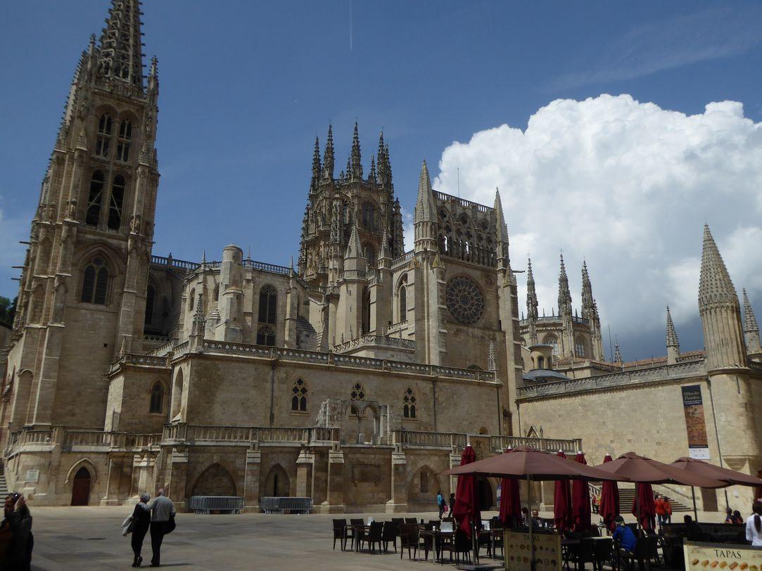 La 3ème cathédrale d'Espagne par ses dimensions