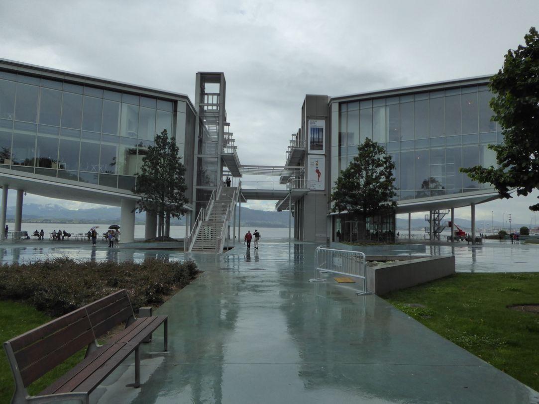 Le musée d'Art Moderne de SANTANDER