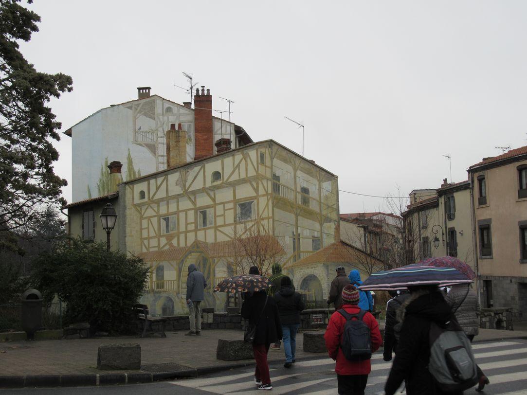 le moulin de la Saigne (hamalières, 31 janvier 2019)