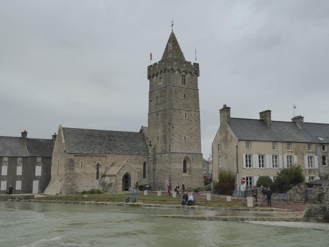 Église Notre Dame de Port-Bail