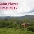 2017 Randos Mai, Juin et Juillet
