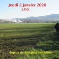 2020 Randos Janvier et Février