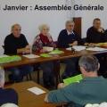 Janvier 2009 Assemblée Générale + Février Tripes