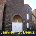 Janvier 2009 St Beauzire + Chateaugay