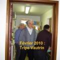 Janvier 2010 Bureau + Février Tripe Vautrin
