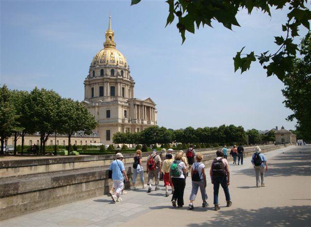 Traversée de Paris (juin 2009)