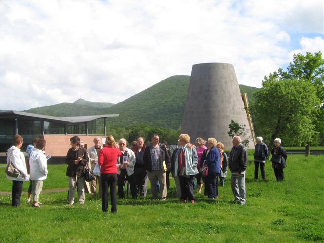 Visite de Vulcania ( juin 2010)