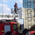 Octobre 2007 Visite de la Caserne des Pompiers