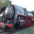 Septembre 2007 Voyage en train vapeur