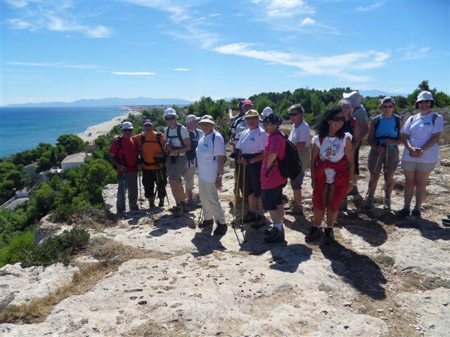 Randonnées à partir de Port Barcarès (septembre 2010)