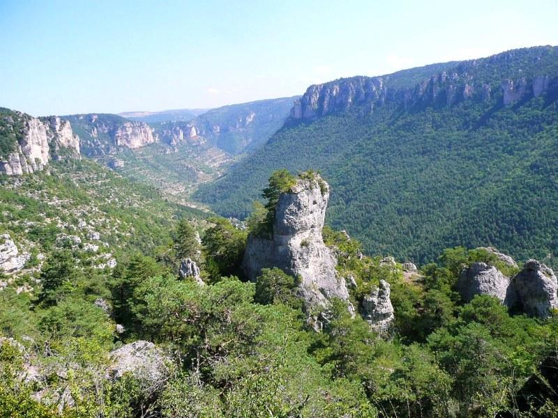 Séjour à Meyrueis (septembre 2012)
