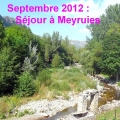 Septembre 2012 Meyrueis, Salers et Vendanges Dallet