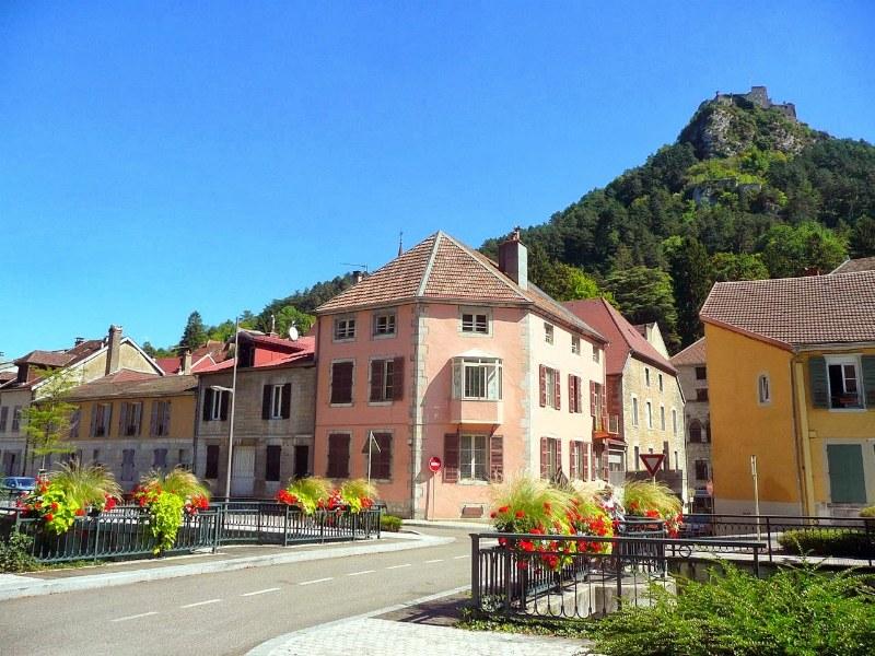 Séjour à Prémanon (Jura, septembre 2013)
