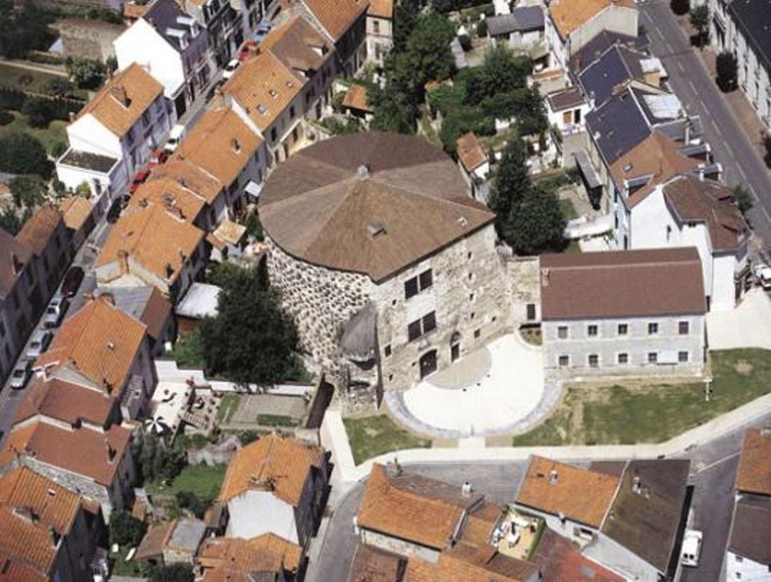 Vichy - Cusset - La tour prisonnière.